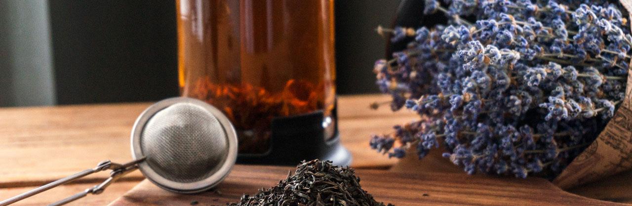 Biologische thee, gezonder en lekkerder