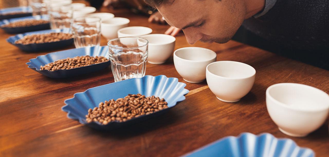 Stel je eigen koffiemelange samen
